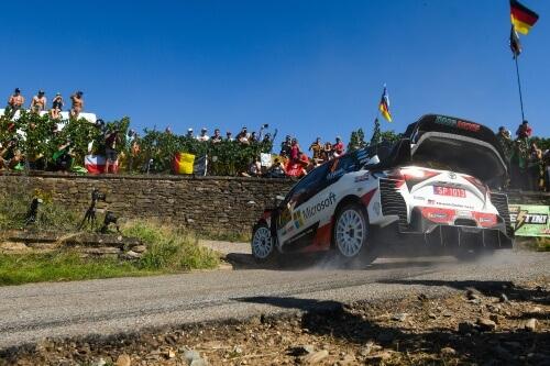 WRC Rallye Deutschland 2019 DAY2