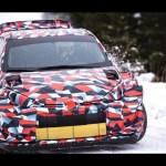 TOYOTA GAZOO RACING YARIS WRC 2021 SPEC TEST