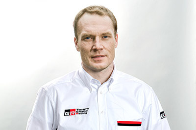 TOYOTA GAZOO Racing World Rally Team announced new Team Principal is Jari-Matti Latvala