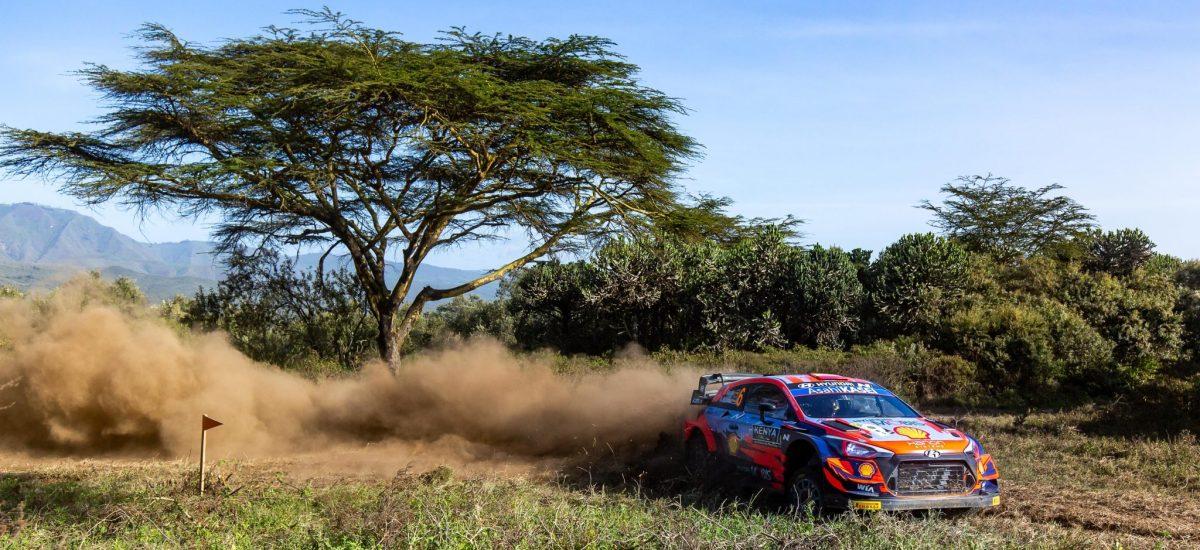 WRC Safari Rally Kenya 2021 DAY1