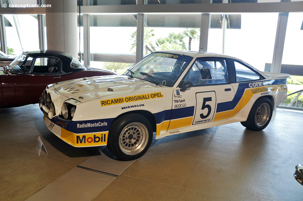 Opel Manta B 400 (Group B) | Rally Group B Shrine