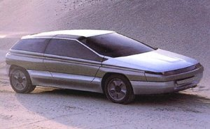 Bertone would design a concept car named the Zabrus which was based on the BX 4TC chassis and mechanicals.