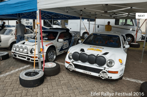 Ford RS200 GrB & GrS ERF