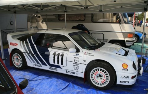 Ford RS200 Group S Prototype
