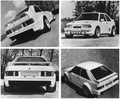 ford escort rs1700t group b prototype rally group b shrine. Black Bedroom Furniture Sets. Home Design Ideas