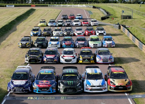 2014 FIA World Rallycross Championship Round 02 Lydden Hill, GB 24th & 25th May 2014