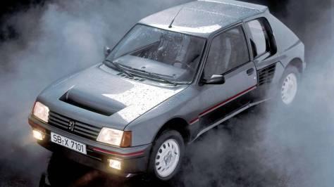 Peugeot 205 Turbo
