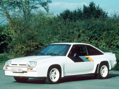 Opel Manta B 400 – 4WD Prototype (Group B) | Rally Group B Shrine