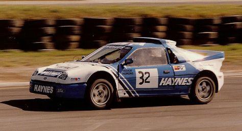 Trevor Hopkins RS200