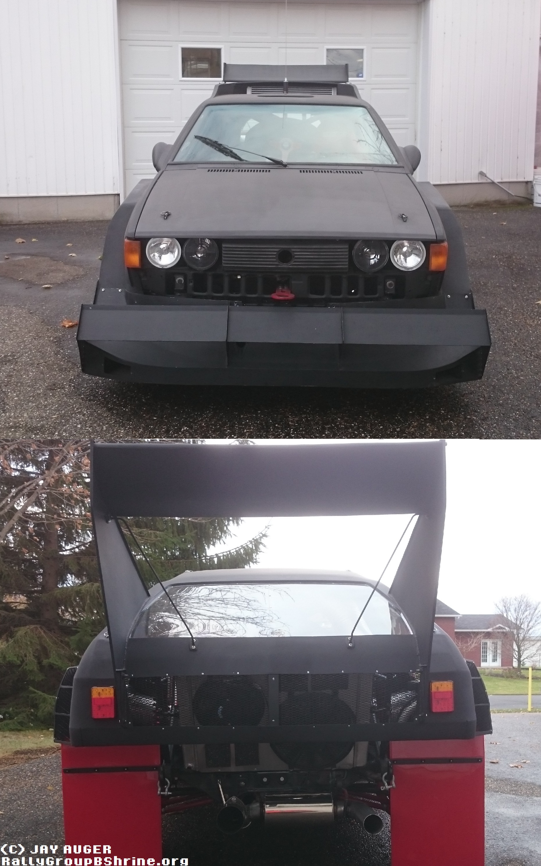 """""""Audi"""" coming in - """"Lancia"""" going out!"""