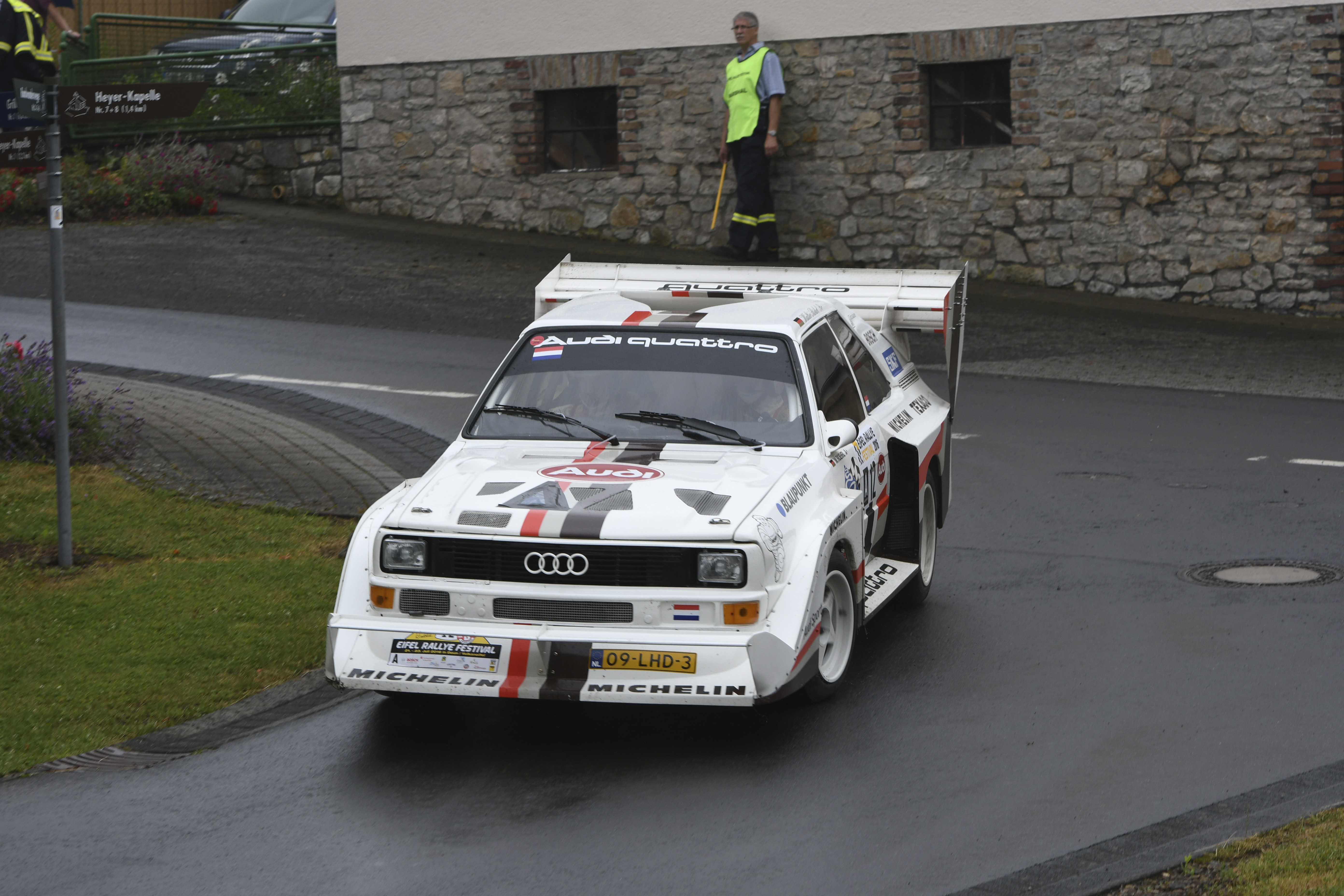 audi sport quattro s1 pikes peak 1987 rally group b shrine. Black Bedroom Furniture Sets. Home Design Ideas