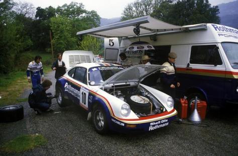 Porsche 911 Sc Rs Group B Rally Group B Shrine