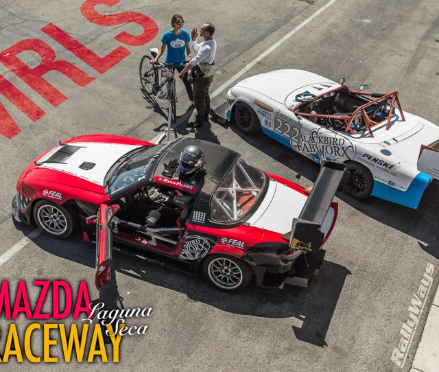 Photos Of The Largest Miata Meet In History