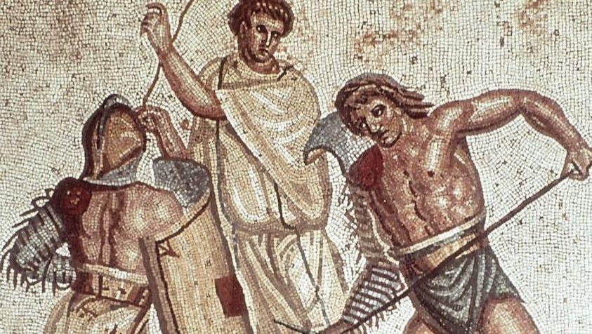 Spartacus: Myth and Reality -- Mythos und Realität! Gab es Spartakus  wirklich? - Homepage Ralph Häussler