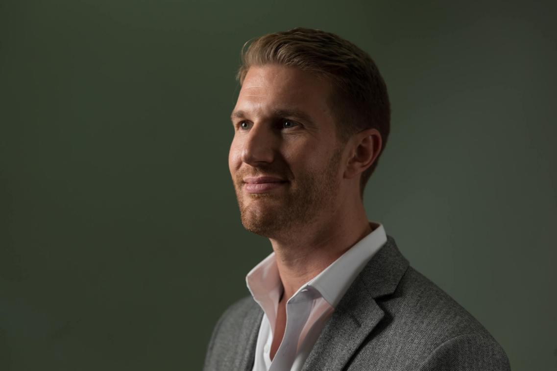 Consultant Portrait, Accenture.