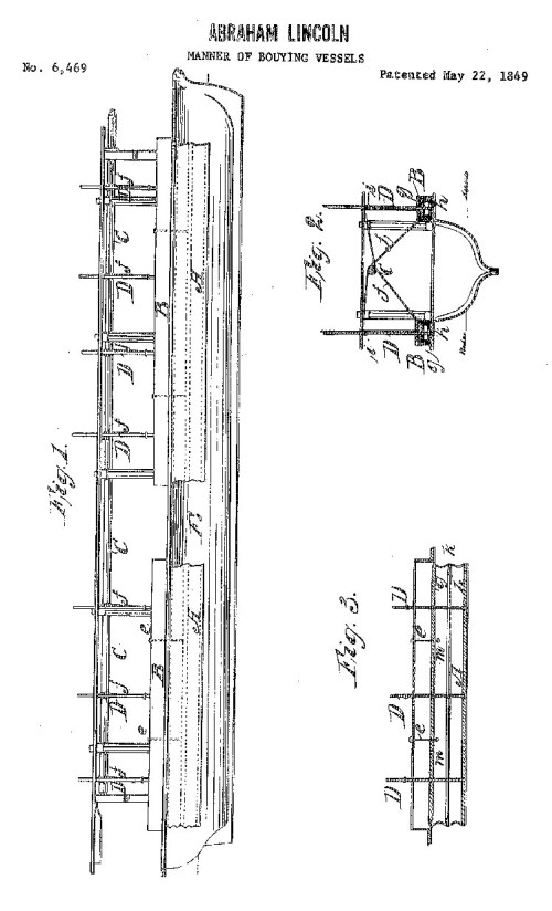 small resolution of lincoln patent pg 2 lincoln patent pg 3 drawings