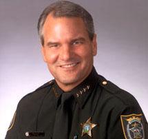 Sheriff Donald Eslinger