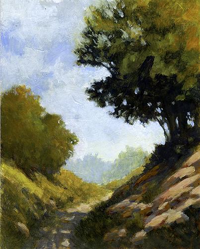 Famous Gouache Paintings : famous, gouache, paintings, Painting, Gouache, Ralph, Parker,, Artist