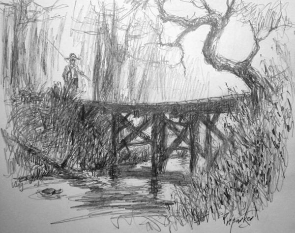 Pencil Drawings and Sketches