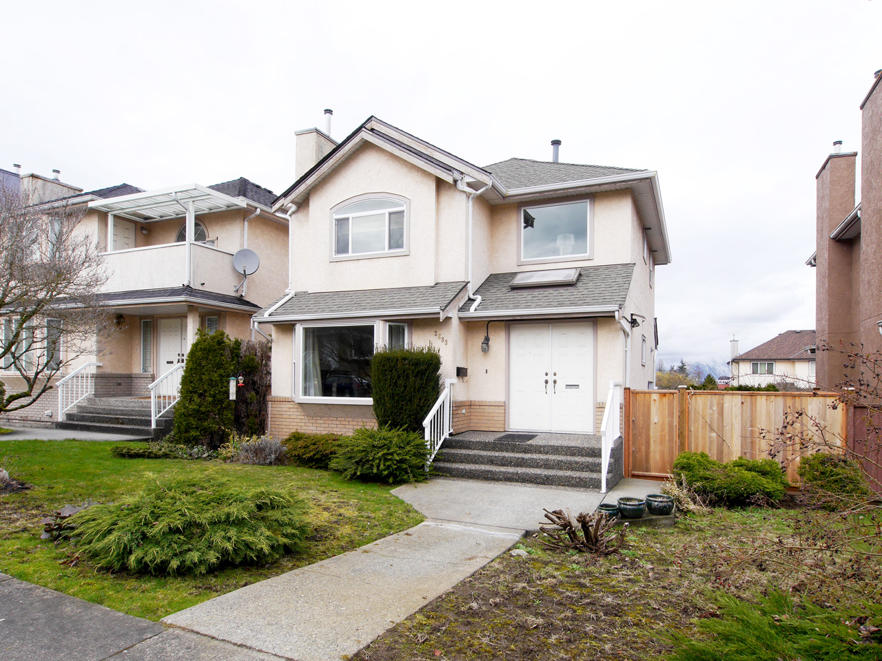 3683 Scales Place, Vancouver