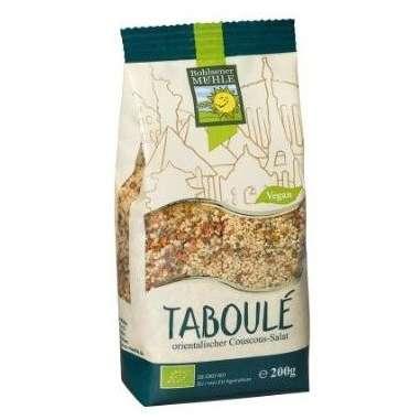 Mix Bio Oriental Taboule cu Legume si Cuscus Bohlsener Mühle 200 grame