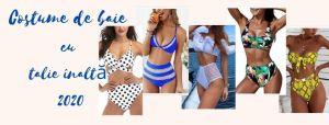 Costume de baie cu talie inalta 2020_ 30 de modele (1)