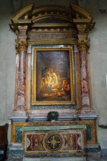 Coborarea de pe cruce - Cristoforo Roncalli