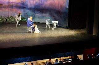 aria lui Rigoletto pe scena Operei Craiovene