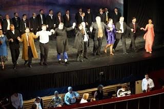 aplauze Rigoletto pe scena Operei Craiovene