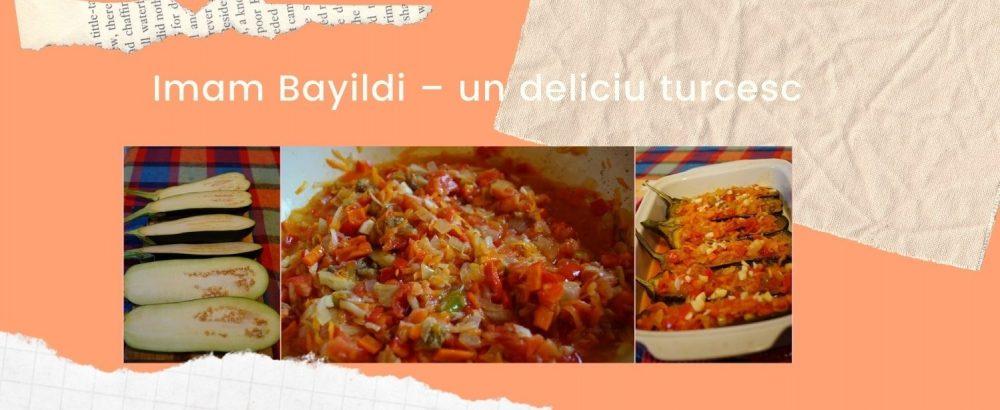 Imam Bayildi – un deliciu turcesc 1