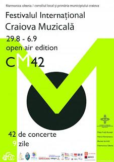 Corul Madrigal in Festivalul International Craiova Muzicala 42