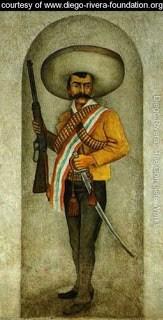 Diego Rivera- Zapata