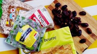 Ingrediente baton energizant cu seminte
