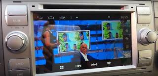 Aplicatie TV a platformei S160 Android