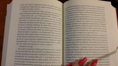 """Fragment din cartea """"A trai pentru a-ti povesti viata"""""""