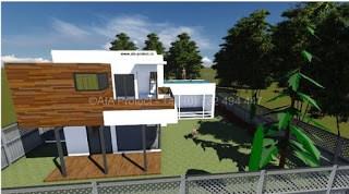 Plan casa AIA Proiect