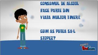 Stopabuzuluidealcool.ro, un site dedicat responsabilizarii consumului abuziv de alcool