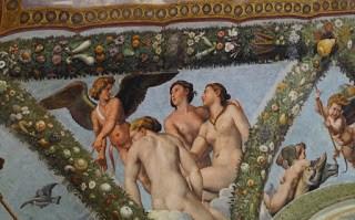 Cupidon si cele trei gratii