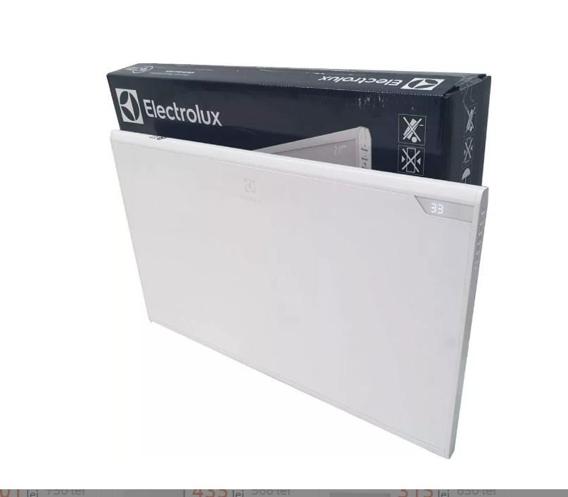 Panou electric pentru incalzire de perete Electrolux 58cm x 40cm -600W cu telecomanda EG40W060