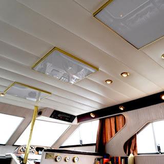 Panourile radiante in infrarosu pe nava de croaziera