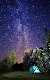 September Night Sky- Mircea Costina