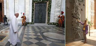 Porta Santa- St Giovanni in Laterano