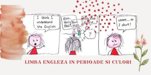 Limba engleza in perioade si culori