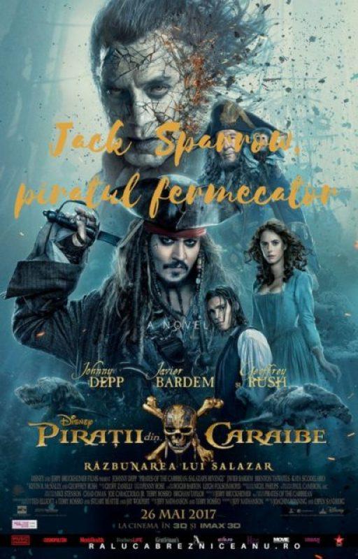 """Jack Sparrow, piratul fermecator, se intoarce pentru a cincea oara pe ecrane in """"Dead Men Tell No Tales"""""""