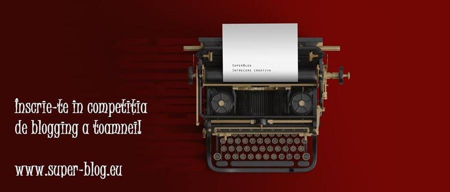 Hop- top, ma inscriu la SuperBlog!