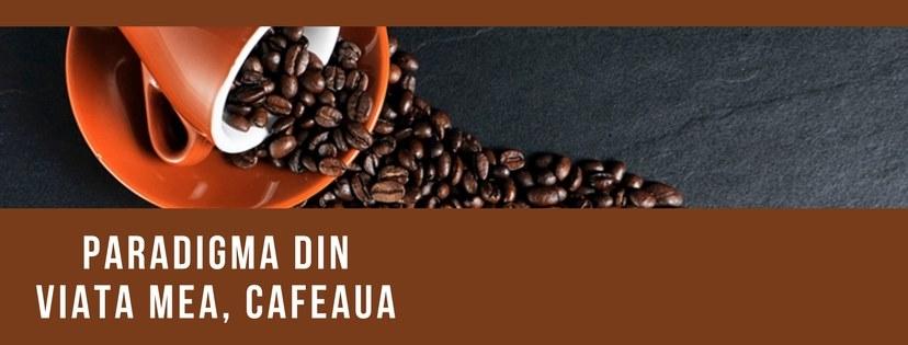 Cafea. Paradigma din viata mea, cafeaua, sursa de energie si inspiratie