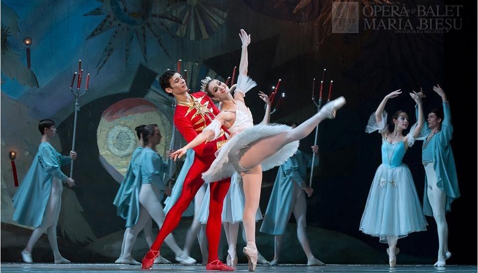 """Experimentarea maretiei cu Teatrul National de Opera si Balet """"Maria Biesu"""""""