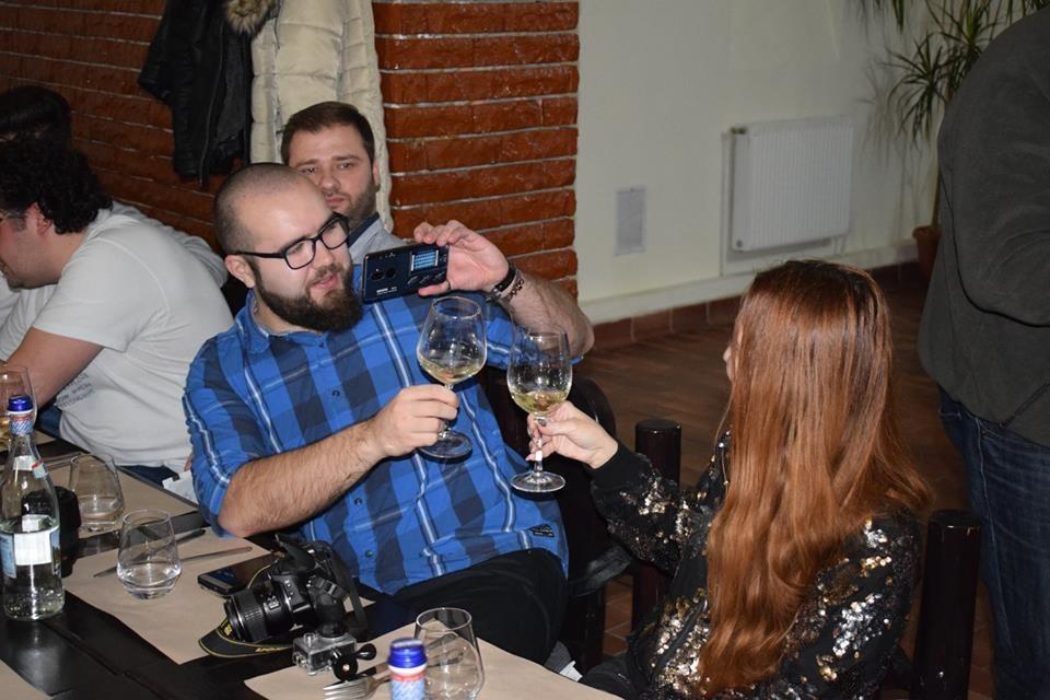 Degustare ASBO de vinuri si branzeturi