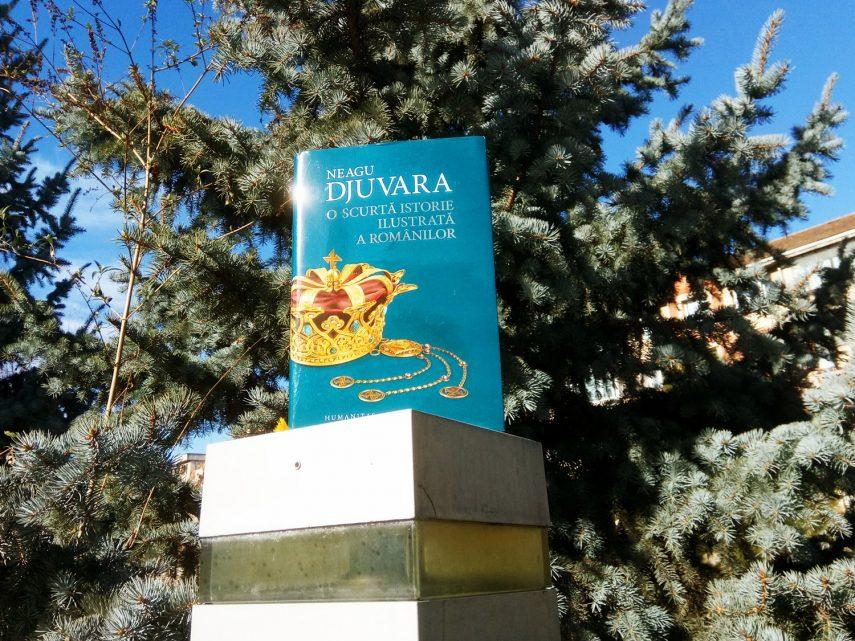 """Neagu Djuvara – """"O scurta istorie ilustrata a romanilor"""""""
