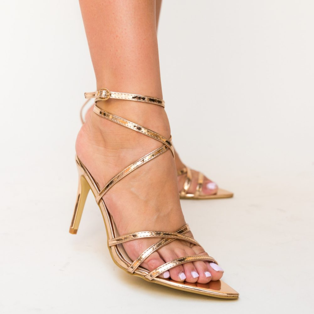Sandale Epigo Aurii 21